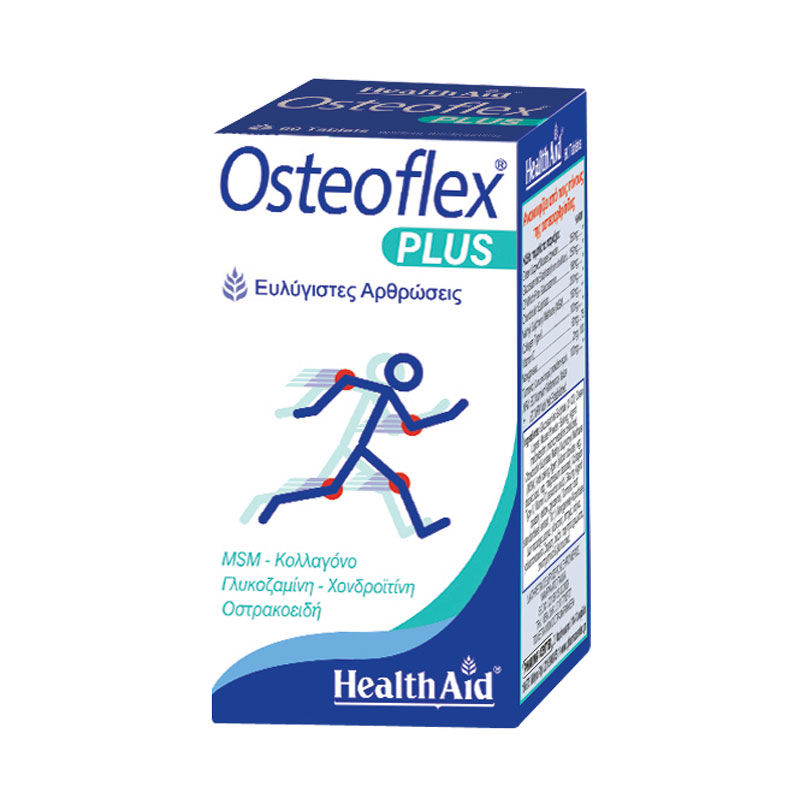 Osteoflex Plus Ηealth Aid 60 tabs