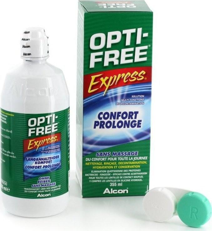 Opti-Free Express Comfort Prolungato