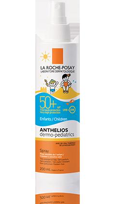 ANTHELIOS dermo-pediatrics Spray SPF 50+