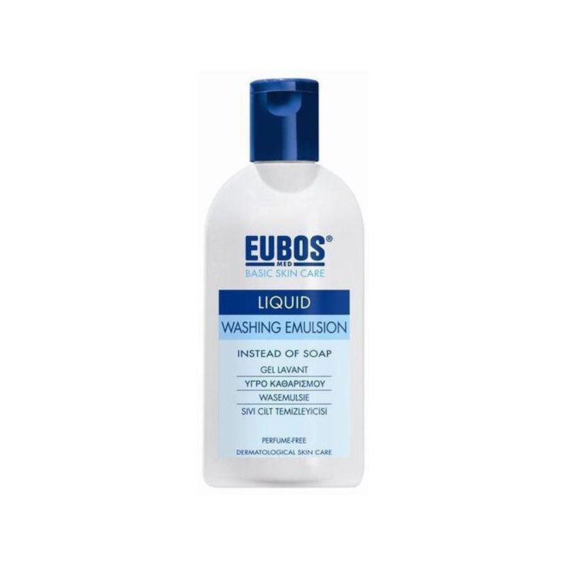 Eubos Liquid Blue Υγρό Καθαρισμού 200ml