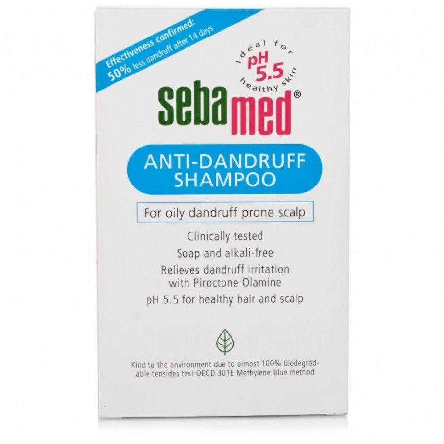 Sebamed Anti-dandruff Shampoo 200ml Αντιπιτυριδικό Σαμπουάν