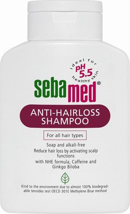 SEBAMED Anti-Hairloss Shampoo Σαμπουάν για αδύνατα μαλλιά