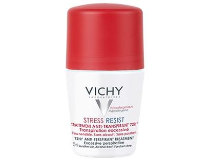 Vichy Déodorant Αποσμητικά Roll-On Αποσμητικό Stress Resist
