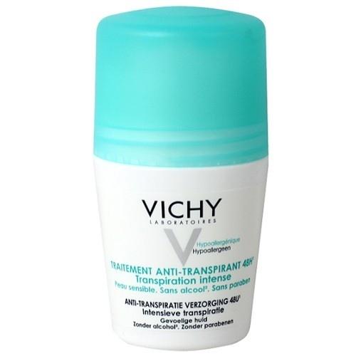 Vichy Anti-transpirante Roll-On 48h