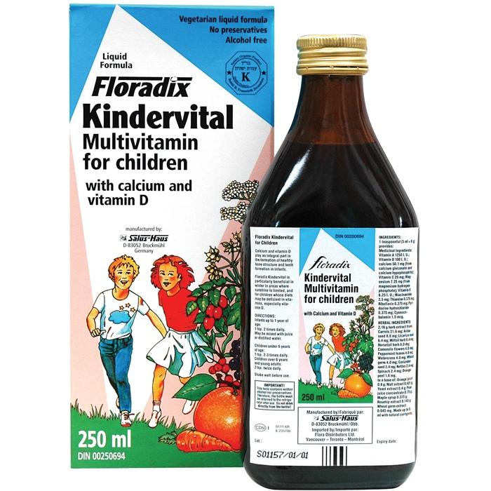Power Health Floradix Kindevital 250ML