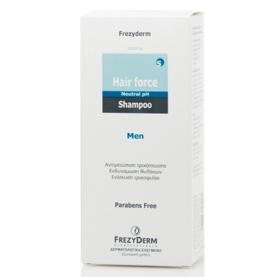 Hair Force Shampoo Men