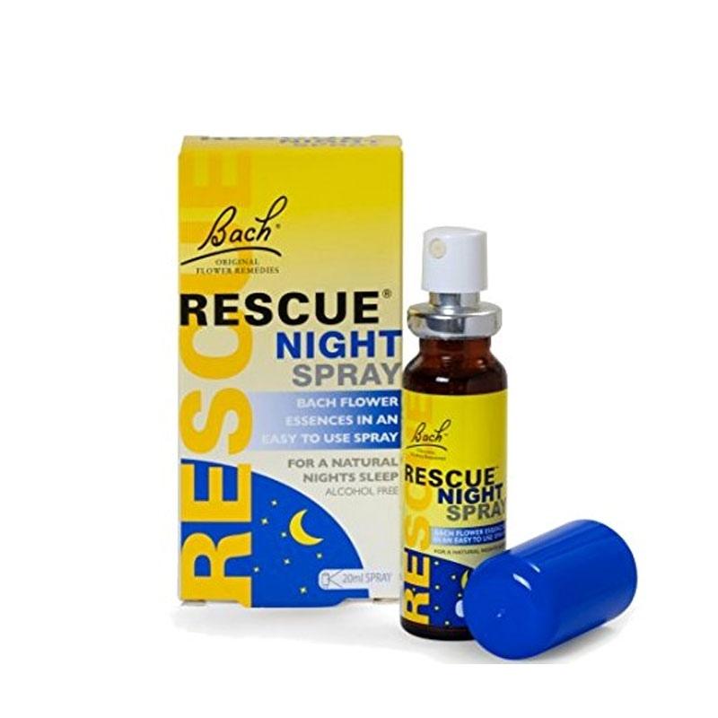 Power health BACH RESCUE Remedy Night Spray 20ml