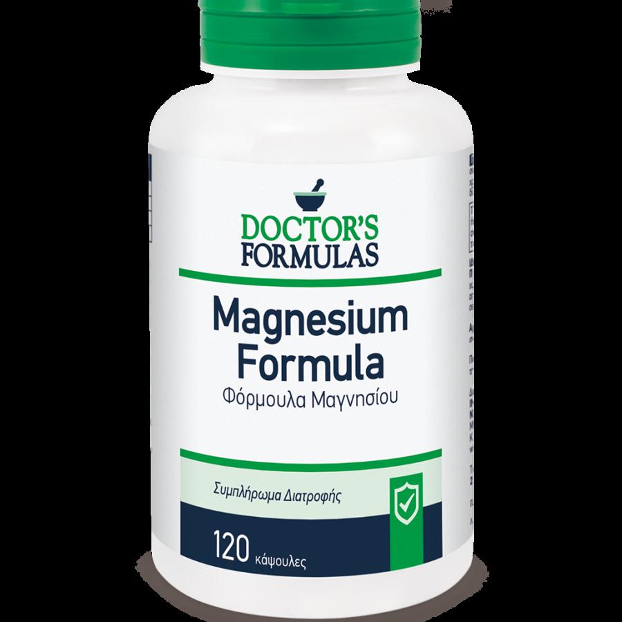 Doctor's Formula Magnesium 500mg 120Tabs
