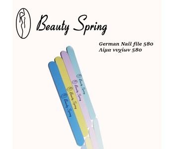 Beauty Spring Λίμα Νυχιών Χρωματιστή
