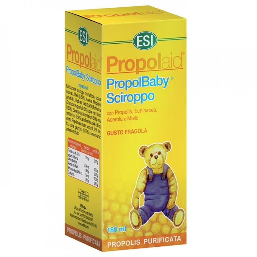 Σιρόπι πρόπολης με Echinacea, μέλι και βιταμίνη C κατάλληλο για παιδιά
