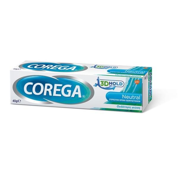 Corega 3D Hold Neutral