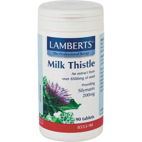 Milk Thistle 90 tablets