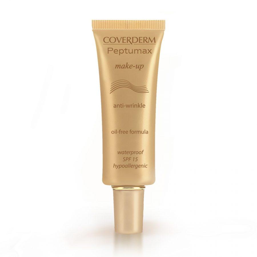 Coverderm Peptumax Make-Up Anti-Wrinkle SPF15 30m