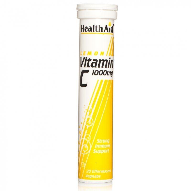 Vitamin C 1000mg - Lemon