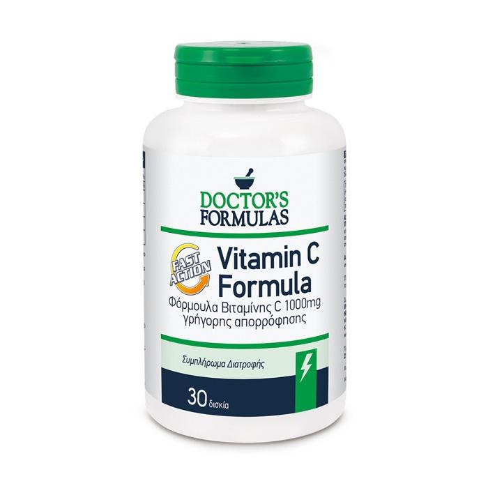 Doctors Formula Vitamin C 30 tb