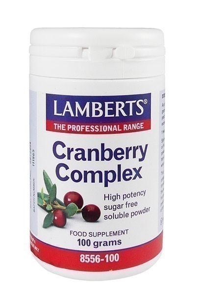 Lamberts Cranberry Complex 100 gr Powder