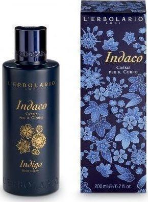 L' Erbolario Indaco Body Cream 200ml