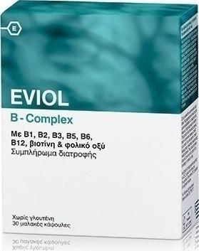 Eviol B-Cmplex 30 Caps