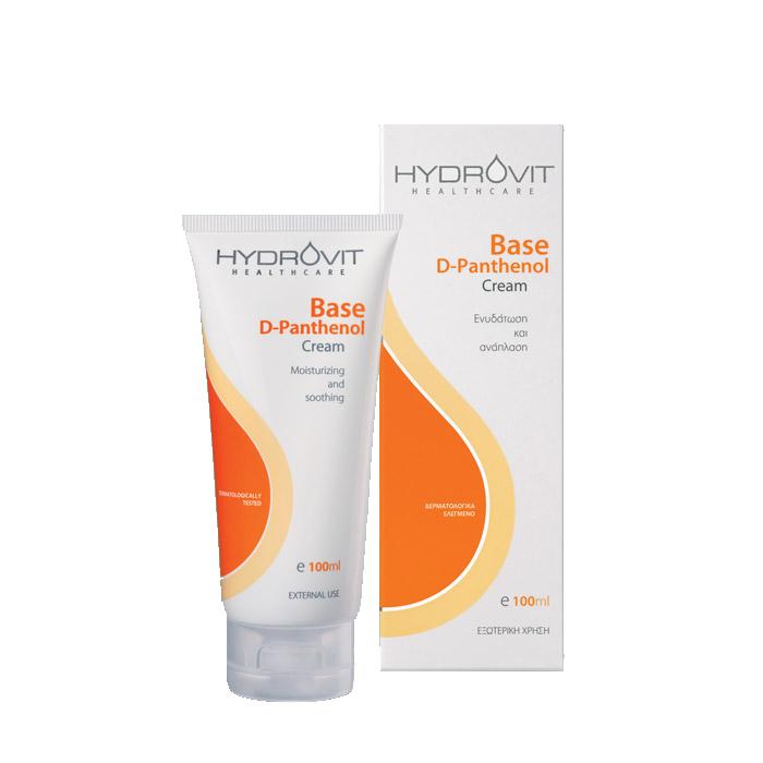 HYDROVIT - Base D-Panthenol Cream - 100ml