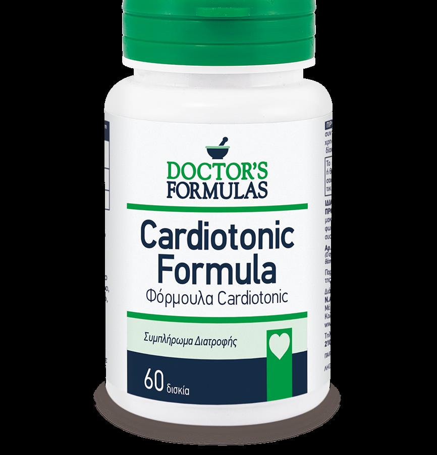 Doctor's Formulas Cardiotonic Formula 60 δισκία