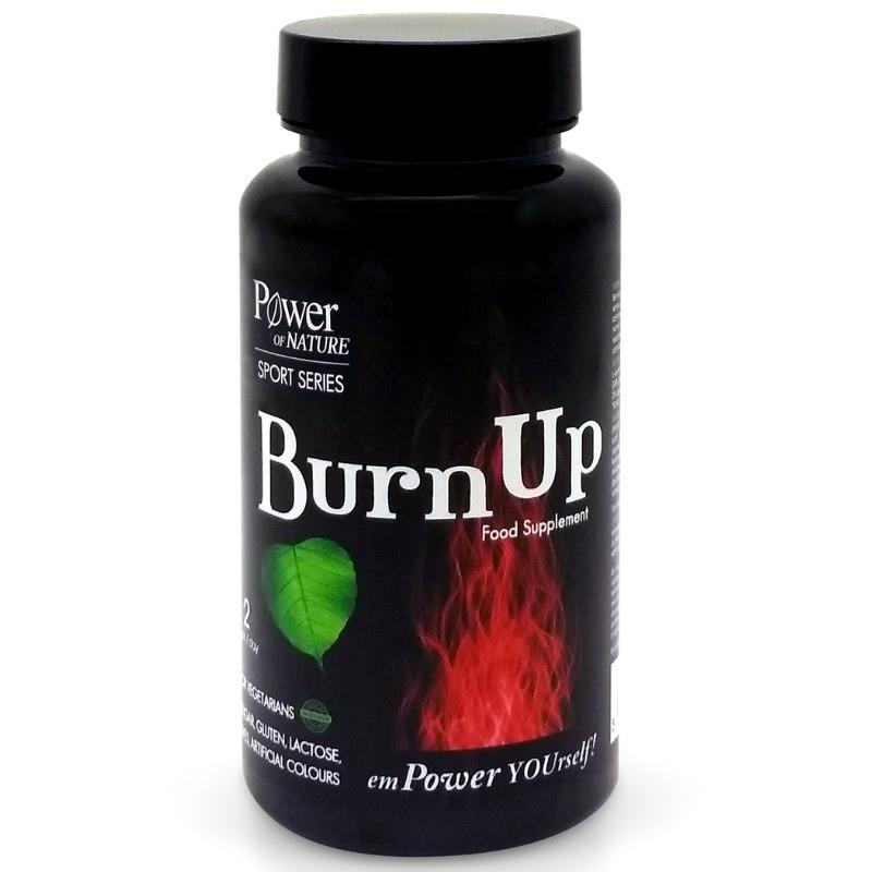 Power Health Sport Series BurnUp 60 κάψουλες