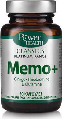 Memo+ Power Health 30 Caps