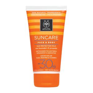 Sun Protection Face & Body Milk SPF 30 - High Protection