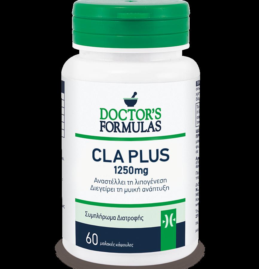 Cla Plus 1250mg 60 Caps Doctors Formula