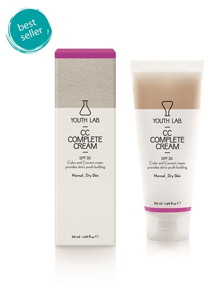 Youth Lab CC Complete Cream SPF 30 Normal_Dry Skin