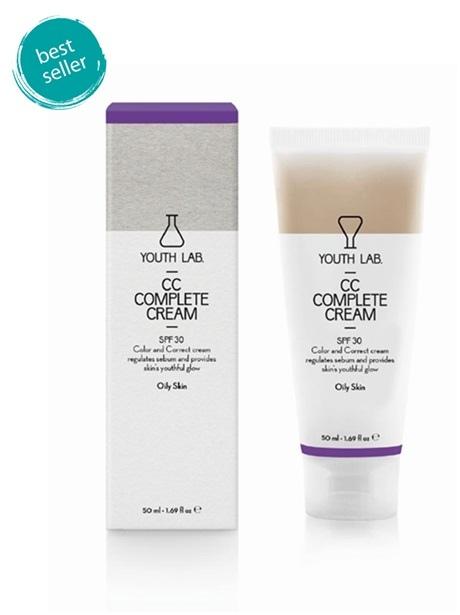 Youth Lab CC Complete Cream SPF 30 Oily Skin