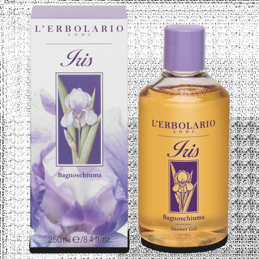 L' Erbolario Iris Shower Gel 250ml