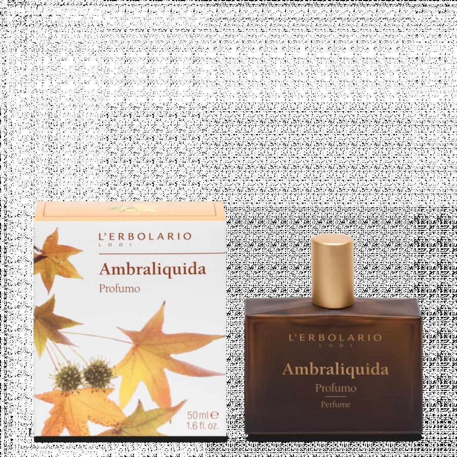 L' Erbolario Ambraliquida Eau de Parfum 50ml
