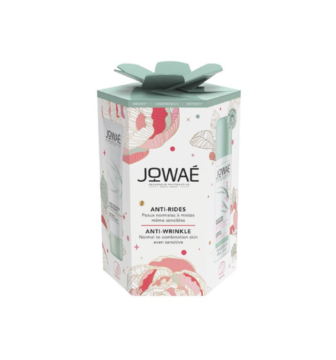 Jowae SET Wrinkle Smoothing Light Cream 40ml & Eau De Soin Hydratante 50ml