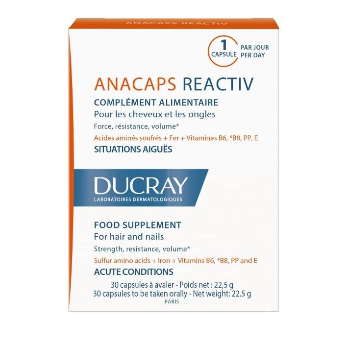 Anacaps Progressiv συμπλήρωμα διατροφής