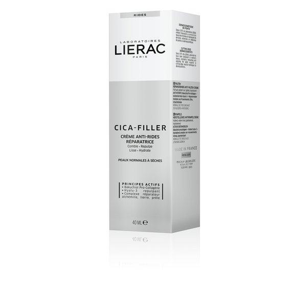 Lierac Cica-Filler Aντιρυτιδική κρέμα επανόρθωσης 40ml