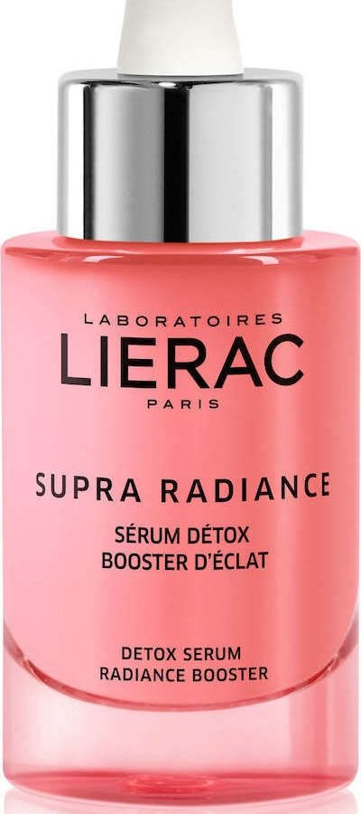 Lierac Supra Radiance Ορός Αποτοξίνωσης Booster Λάμψης 30 ml