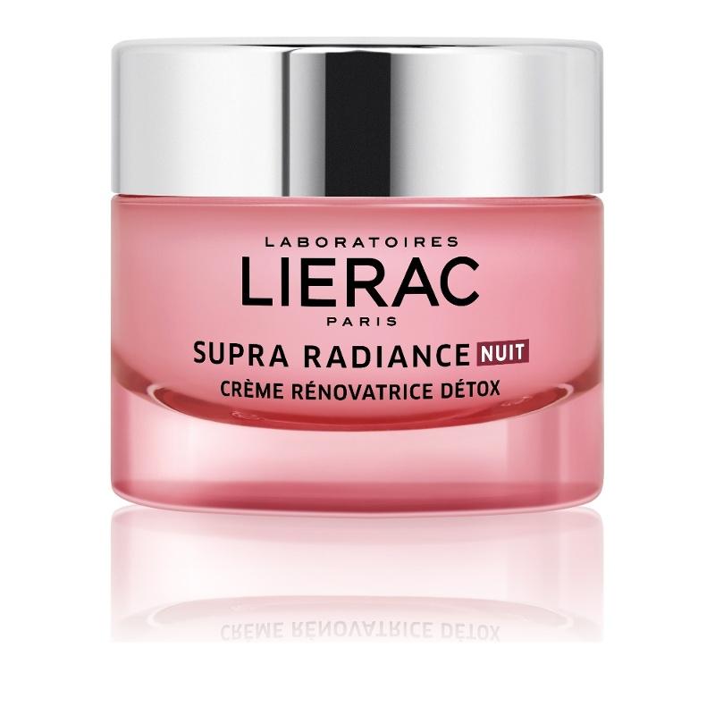 Lierac Supra Radiance Cream Night 50ml