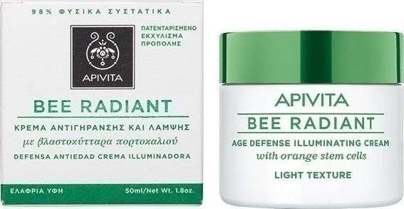 Apivita Bee Radiant Light Texture 50ml