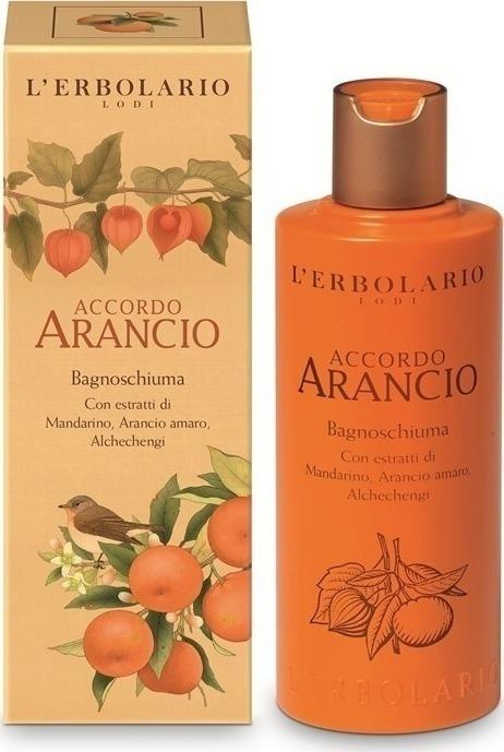 L' Erbolario Accordo Arancio Shower Gel 250ml