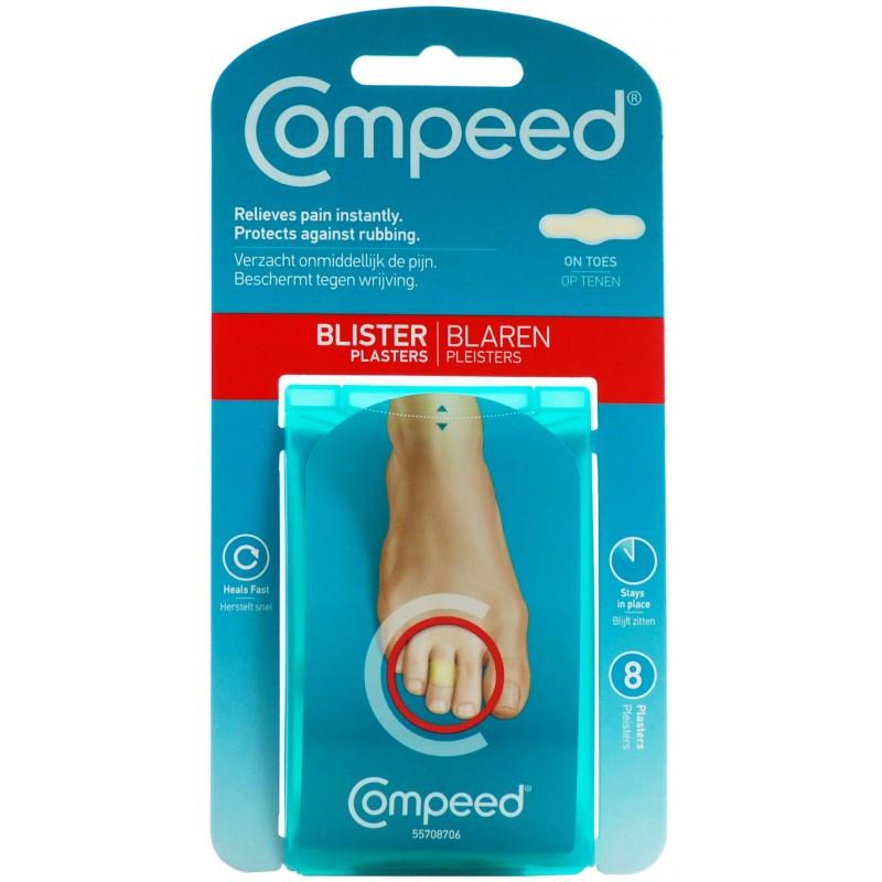 COMPEED® Επιθέματα για Φουσκάλες στα Δάκτυλα των Ποδιών