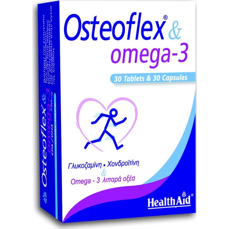 Health Aid Osteoflex & Omega 3