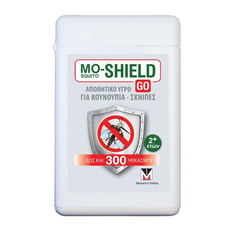 Mo-Shield Απωθητικό Υγρό για Κουνούπια & Σκνίπες