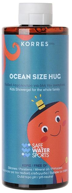 Korres Ocean Size Hug Παιδικό Αφρόλουτρο 400ml