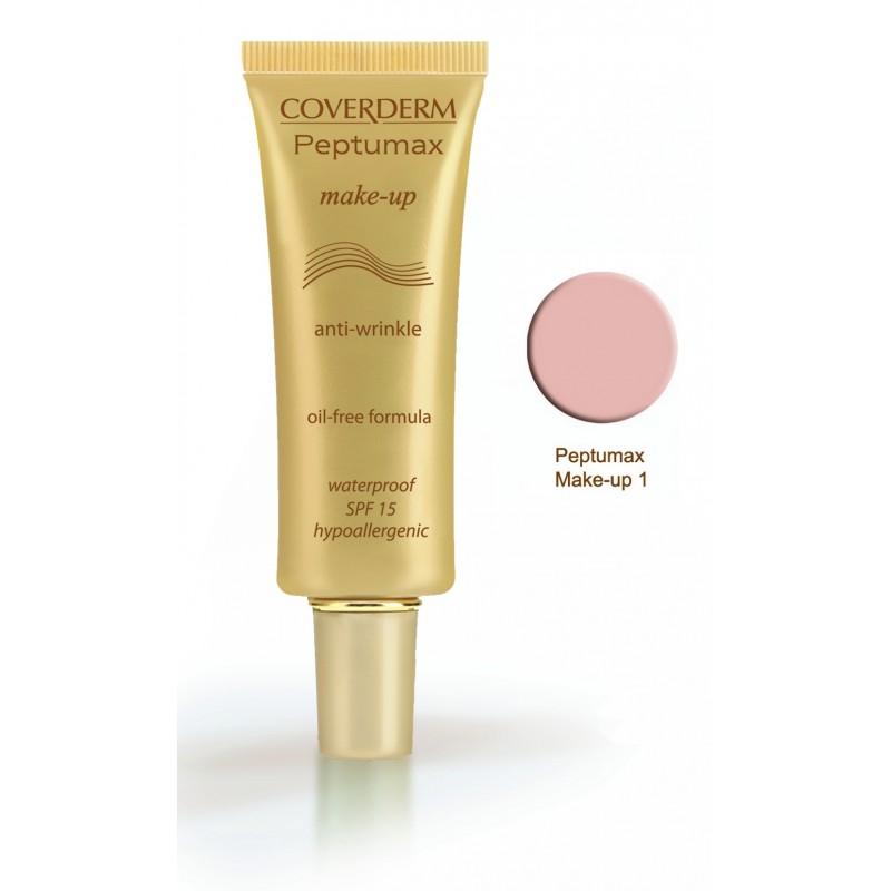 Coverderm Peptumax Make-Up Anti-Wrinkle  No1 SPF15 30m