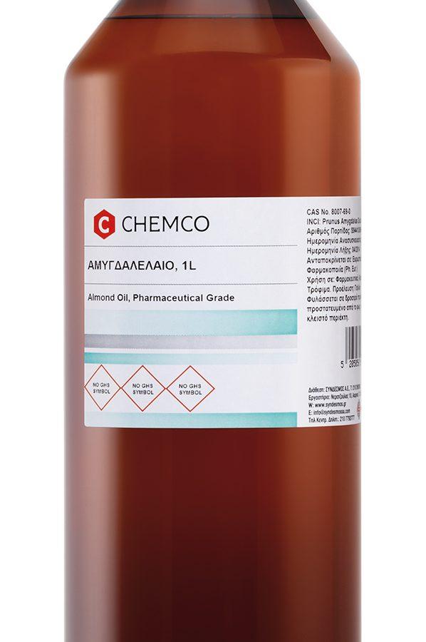 Chemco Almond Αμυγδαλελαιο 1 lt