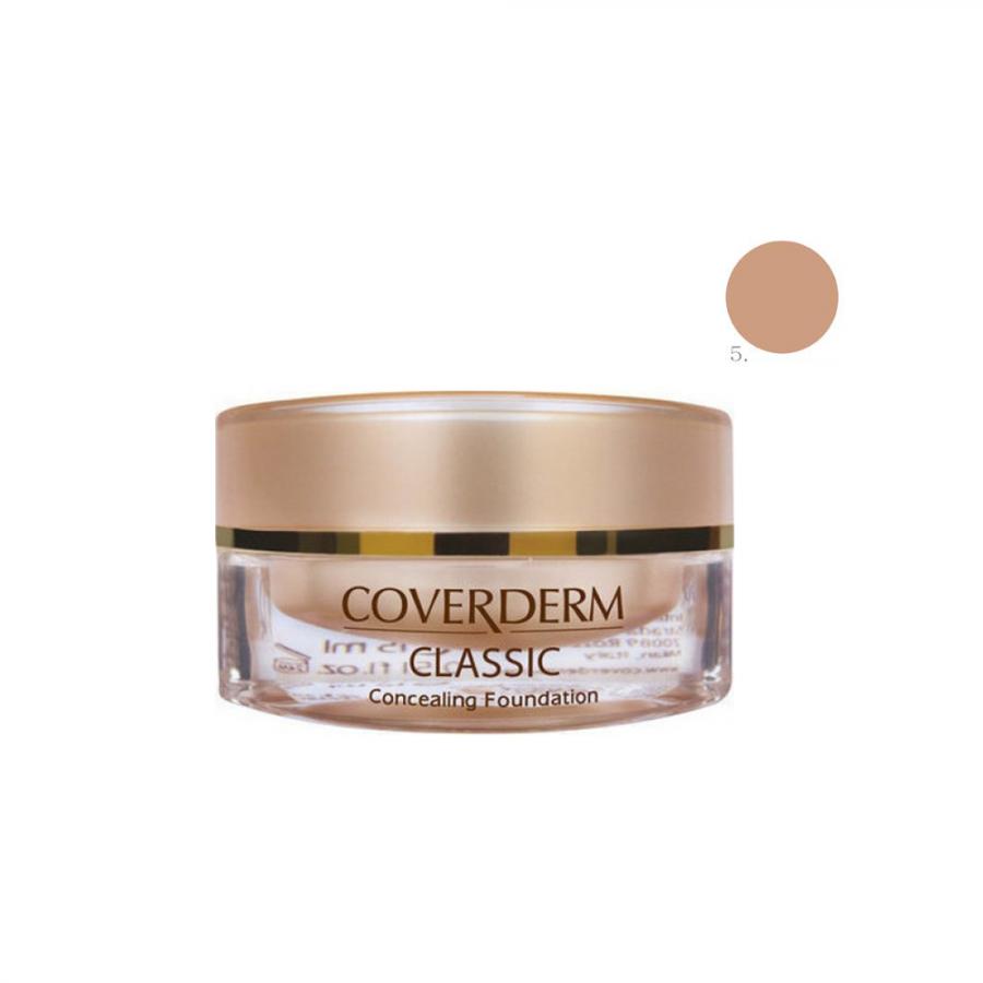 Coverderm Classic Make Up N.5 15ml