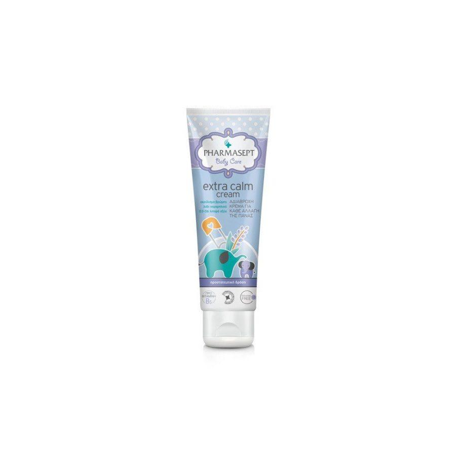 Pharmasept Tol Velvet Baby Care Extra Calm Cream Κρέμα Για Την Αλλαγή Της Πάνας 150ml