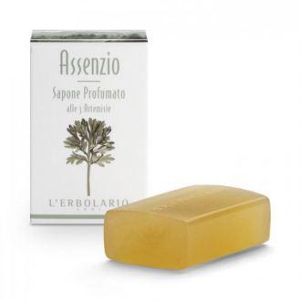 L' Erbolario Assenzio Perfumed Soap With The 3 Artemisia Species 100gr