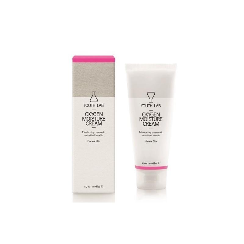 Youth Lab Oxygen Moisture Cream Normal Skin 24ωρη