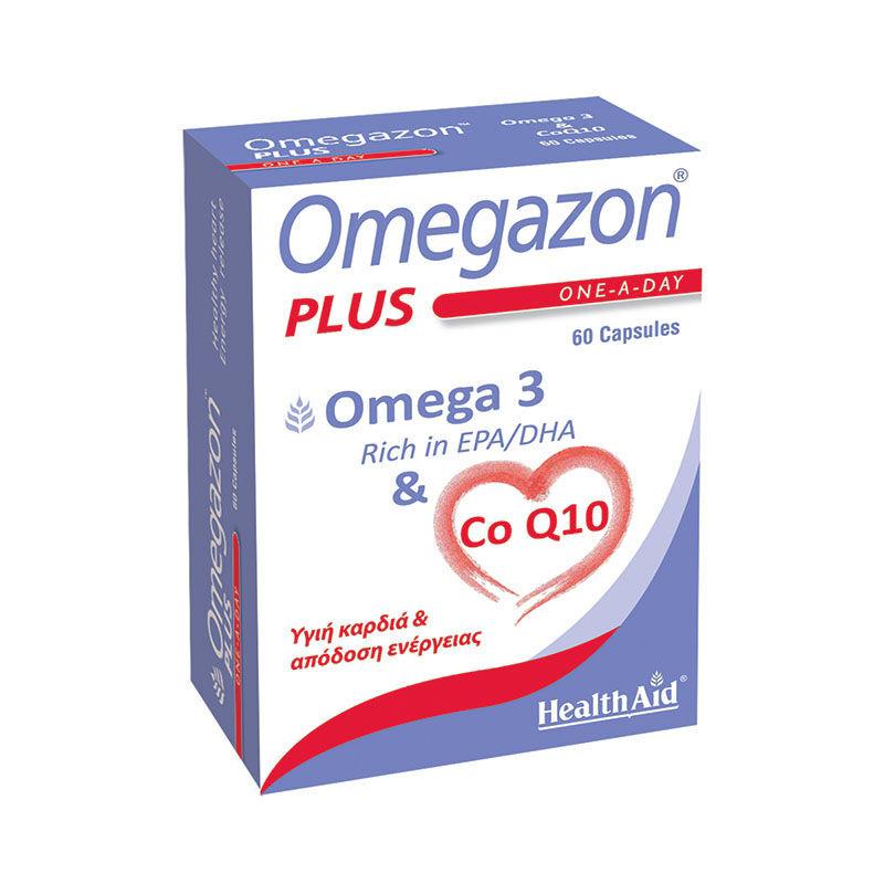 Health Aid Omegazon PLUS 30 Caps